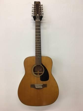 Yamaha FG-230 Red Label Vintage 12 String