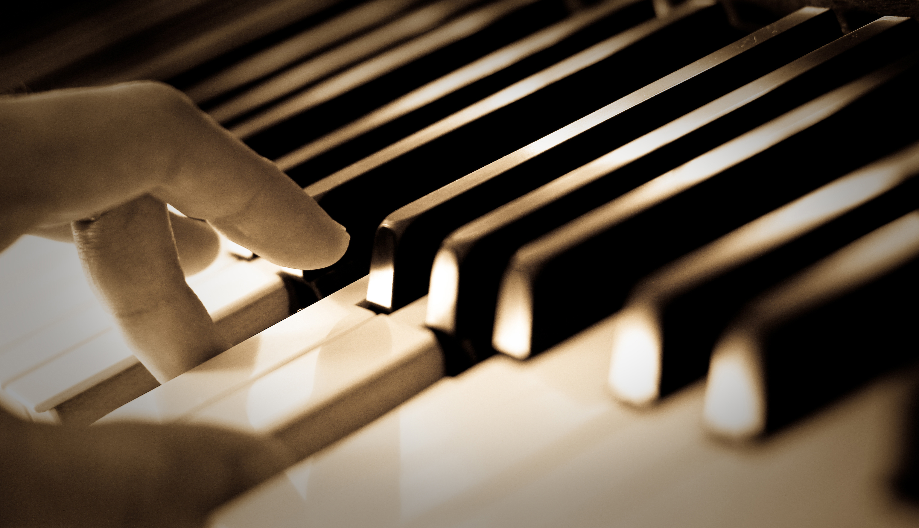 Teaching services offered for piano