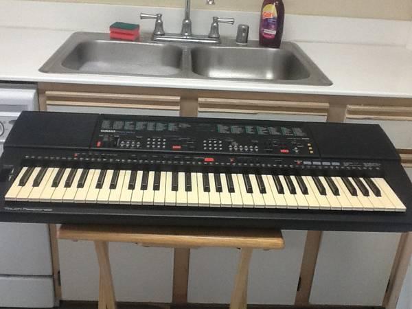 YAMAHA PSR-500m Midi Music Keyboard – 61 Key Piano – Making Beats