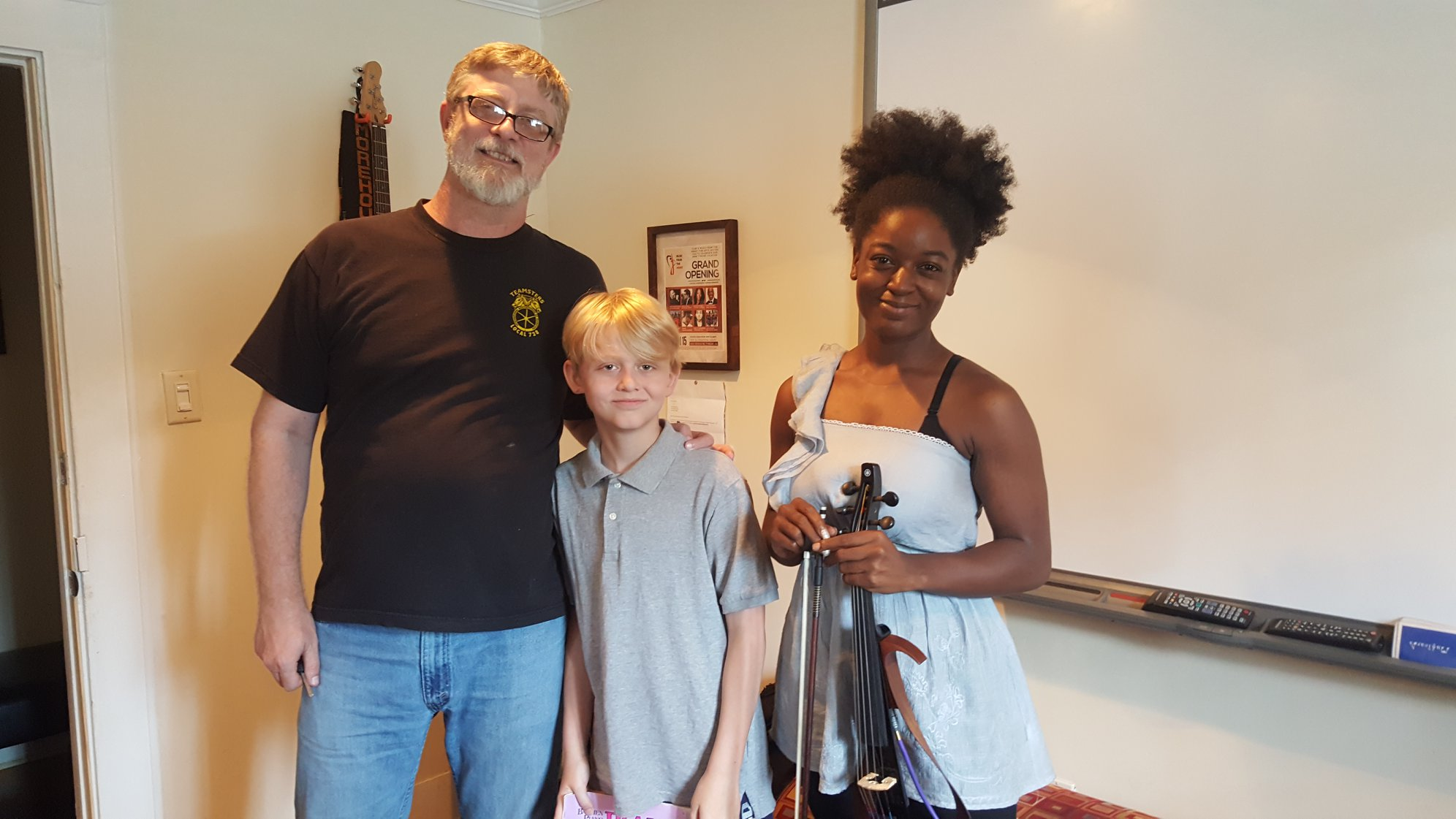 Violin, Viola, and Piano Lessons
