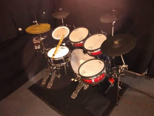 Drummer for hire /live + studio
